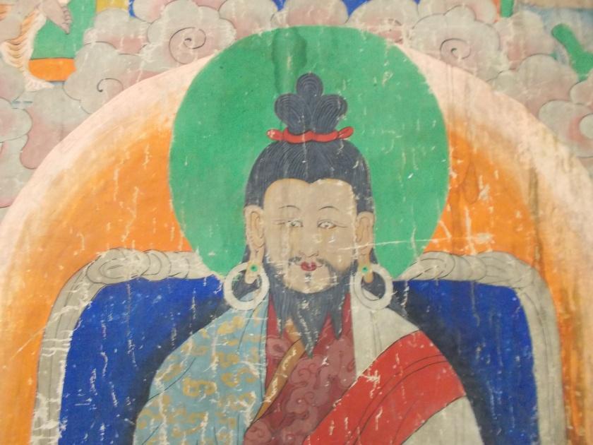 Изображение тогдена Шакья Шри основателя ордена Шакья Шри Друкпа